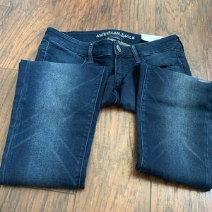 NWT Superlow Rise AE Jeans
